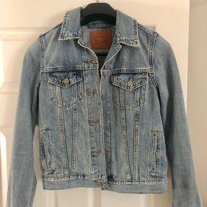 Levi's Womens Original Trucker Jacket
